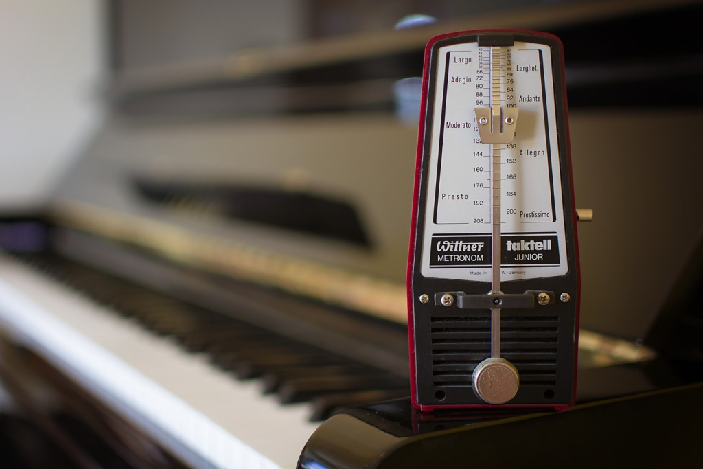 Helen Perris Music Studio metronome music lessons Lalor Park Blacktown Hills District Western Sydney